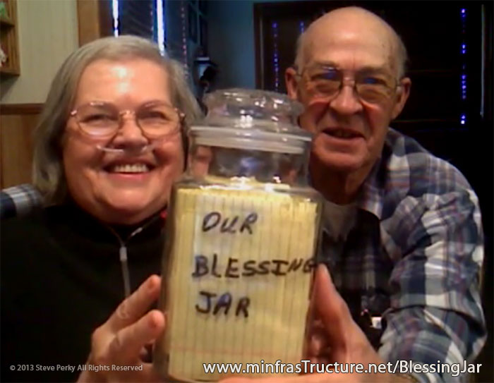 The Blessing Jar Challenge How To Count Your Blessings This Year