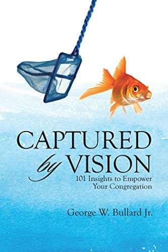 Captured By Vision - book cover